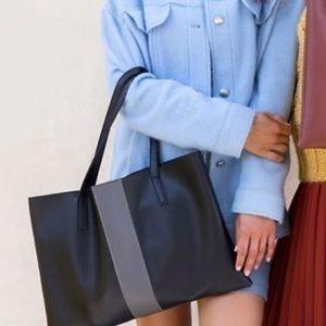 Handbags - Vince Camuto vegan leather tote